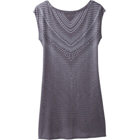 Prana W's Sanna Dress Charcoal Synergy